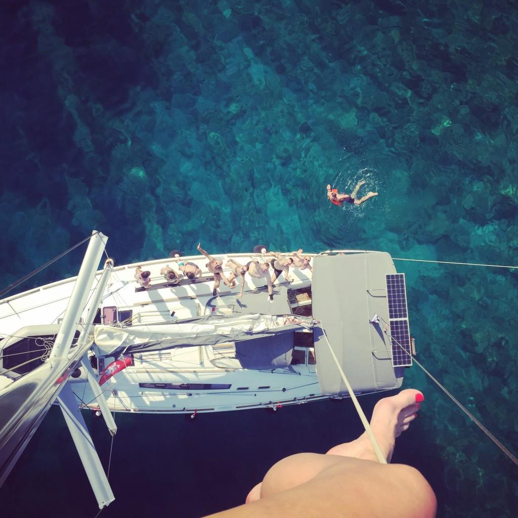 Tropinė Graikija ir 7 dienų vakarėlis jachtoje
